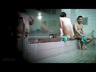 Japan Sauna room 1