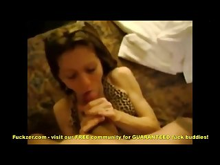 Fun whore fucks lucky dude in hotel room