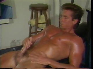 Peter north 80 s workout self facial