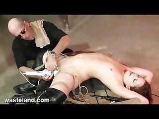 Wasteland bondage sex movie dom David pt 10