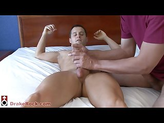Hot small cock Brent ass play