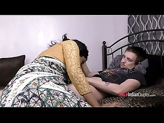 Passionate indian couples seducing their partners in style