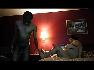 Premature bbw creampie from blackscrush com
