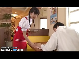 Japanese 18yo maid satisfies client more at elitejavhd com
