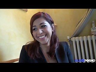 Casting de selina belle marocaine souriante de 19 ans ouvre son cul et avale full video