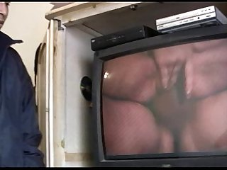 Hot gay mexican guy strokes his uncut cock this papi loves to fuck with other la