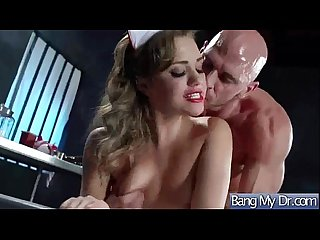 Sexy Patient (mia malkova) Come At Doctor For Treat And Get Hard Sex movie-20