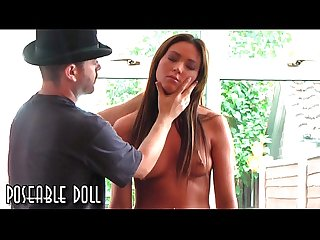 Natalia Forrest Slave Training Entrancement Preview