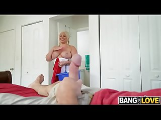 Ashley Barbie Gaint Ass Maid In My house