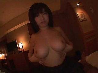 Rio hamasaki shows her amazing Boobies