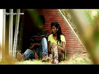 Indian hot masala video featuring park encounter of Desi lovers wowmoyback