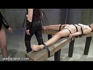 Wasteland bondage sex movie evil awaits for her pt 1