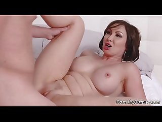 Milf strapon hd xxx auntie to the rescue