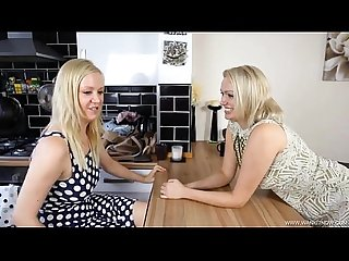 Amber and Lucy naughty step sisters