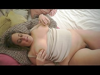 Hot Mom Caught Masturbating Amateur Curvy MILF Sexy Chubby BBW Blonde Sex