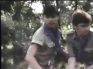 Vintage Gay scouts Movie