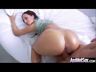 Luscious Girl (jada stevens) With Big Curvy Butt In Anal Sex On Tape movie-14