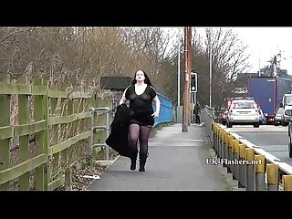 Emmas bbw masturbation in public and fat amateur wanking outdoors