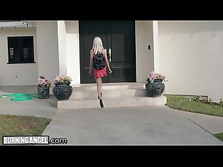 Perv couple joanna angel small hands fuck the babysitter excl