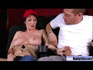 Mature Wife with round big tits love Sex on tape lpar rayveness rpar movie 23