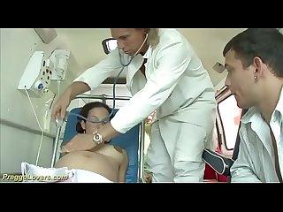 Pregnant ambulance Bus fuck orgy