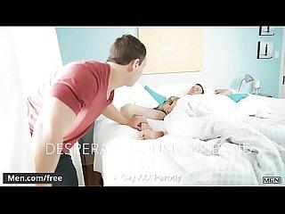 cliff jensen tobias desperate househusband part 3 a gay xxx parody str8 to gay trailer preview men