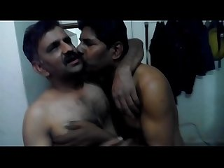 indian strait Jagadish and Jiban kissing and hugging