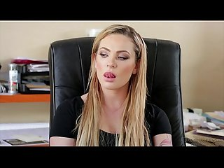 Dahlia Sky Blonde Beauty Dp Fucked