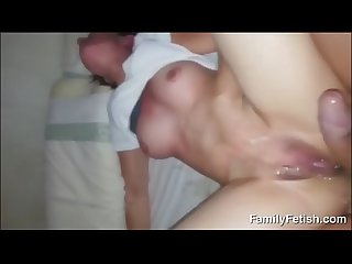 Very intense squirting orgasm-FREE Full Videos at FamilyFetish.com