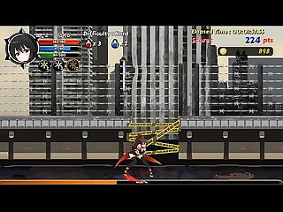 Sexy kunoichi adventure hentai game