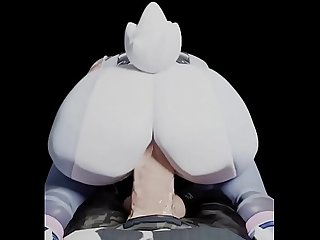 Bunny girl 3D fortnite porno hentai