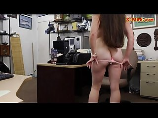 Ex dominatrix banged by pervert pawn guy
