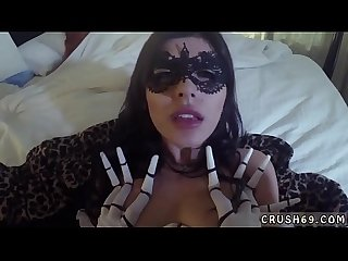 Teen sex foot orgasm and threesome dirty hardcore hd swalloween fun