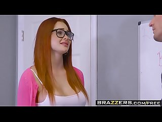 Brazzers - Big Tits at School - Skyla Hates Studying scene starring Skyla Novea and Sean Lawless