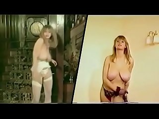 Big tit Pauline Striptease