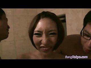 Beautiful High Definition Japanese Porn-Star Has Censored Sex