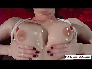 The Milking Massager with Katie St. Ives from Dirty Masseur-part02