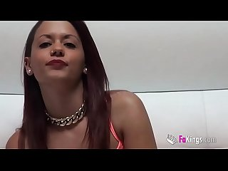 We have her tati rodriguez a very kinky gal gets over our hard trials