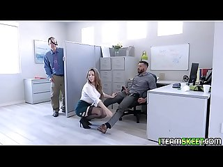 Mike Mancini banging Lena Pauls hot shaved pussy!