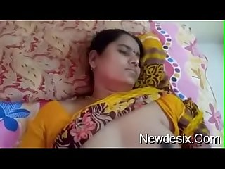 Horny Indian Wife Hard Fucked by lover