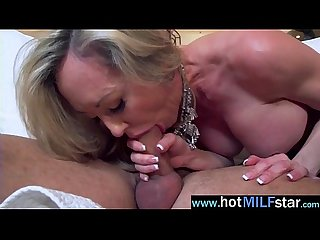 Hardcore Sex Action With Monster Cock In Hot Milf (brandi love) video-12