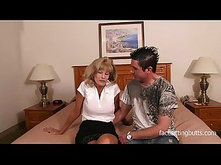 Cam and gavin are a young and old couple ready for porn