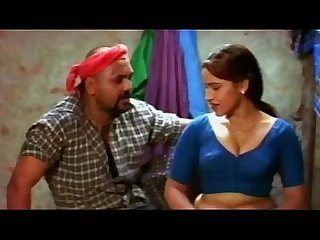 Mallu actress reshma hot sex video with her lover on bed