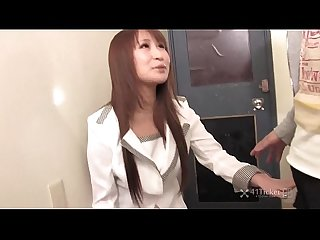 41ticket insurance lady Yuki Maya fucks client uncensored jav