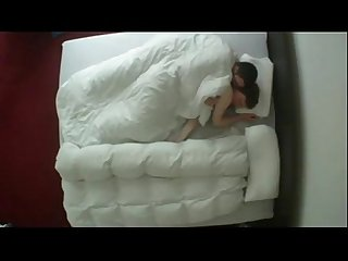 Getting into bed with mom in law more videos on www camhotgirls net