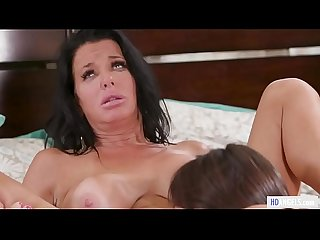 MOMMY'S GIRL - Veronica Avluv, Alina Lopez and Ella Knox - You're having sex with my..
