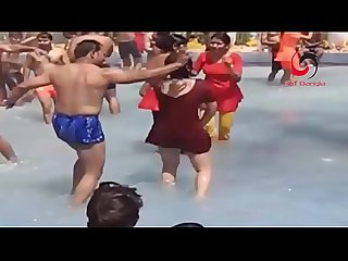 Www period desichoti period tk presents recording hot dance at open water world Desi indian
