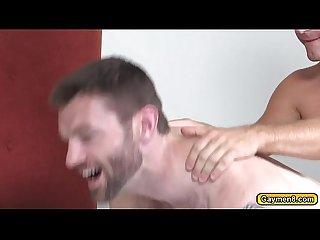 Peters big dick anal fuck dennis so hard
