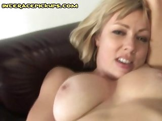 Interracial milf in heat