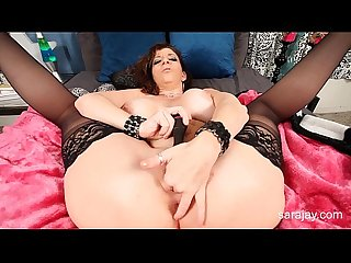Big boob sara jay pink pussy play